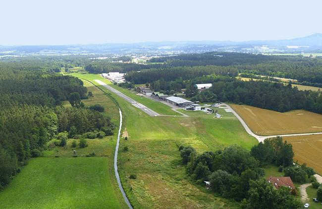 Flugplatz Nittenau