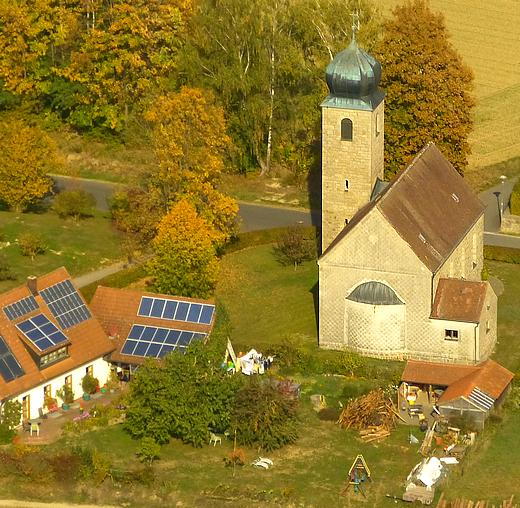 Kapelle in albersrieth 2011
